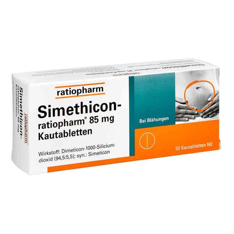 Simethicon-ratiopharm 85mg  bei deutscheinternetapotheke.de bestellen