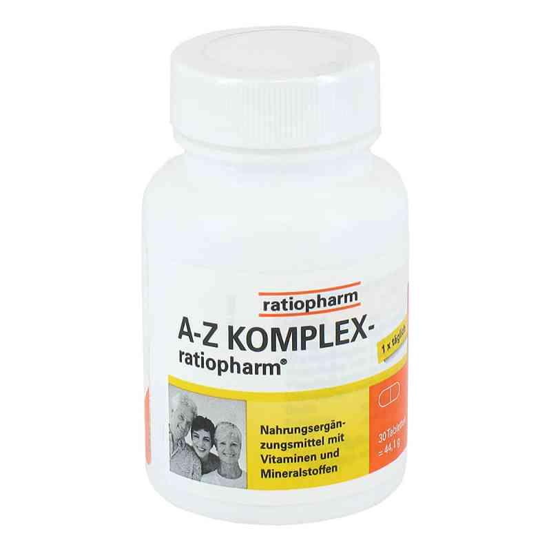 A-z Komplex ratiopharm Tabletten  bei deutscheinternetapotheke.de bestellen