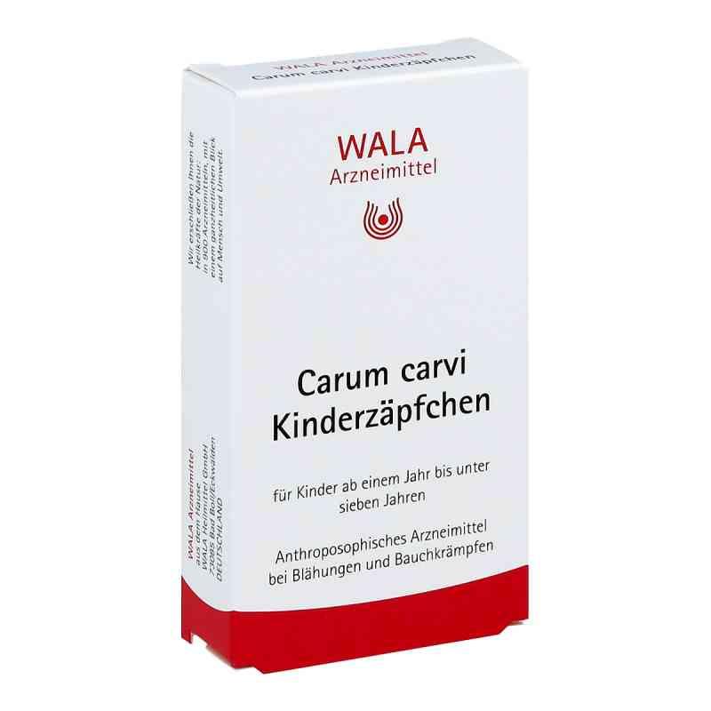 Carum Carvi Kinderzäpfchen  bei deutscheinternetapotheke.de bestellen