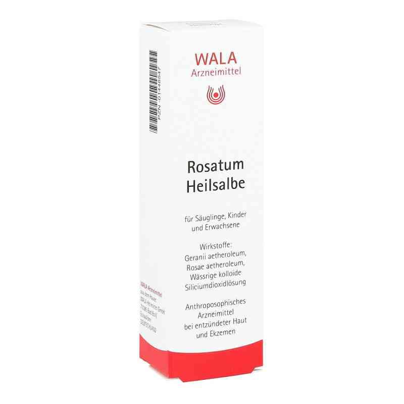 Rosatum Heilsalbe  bei deutscheinternetapotheke.de bestellen