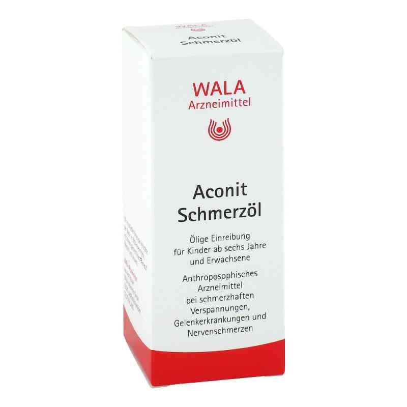 Aconit Schmerzöl  bei deutscheinternetapotheke.de bestellen