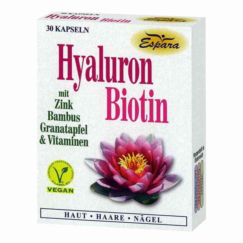 Hyaluron Biotin Kapseln  bei deutscheinternetapotheke.de bestellen