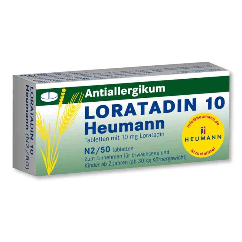 Loratadin 10 Heumann  bei deutscheinternetapotheke.de bestellen