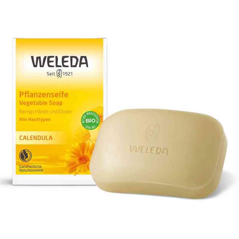 Weleda Calendula Pflanzenseife  bei deutscheinternetapotheke.de bestellen