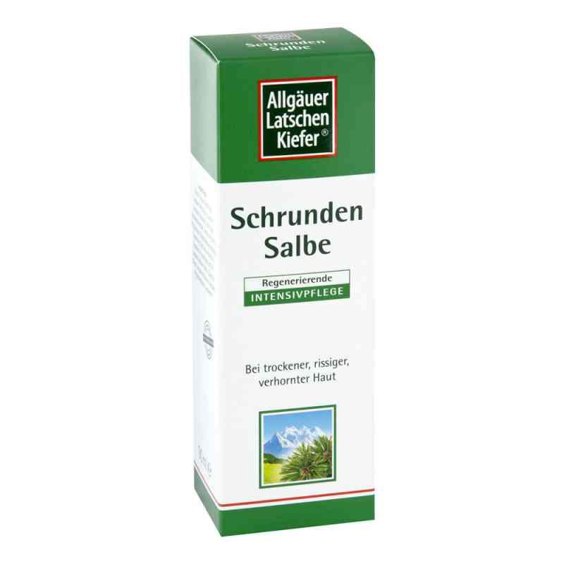 Allgäuer Latschenk. Schrundensalbe  bei deutscheinternetapotheke.de bestellen