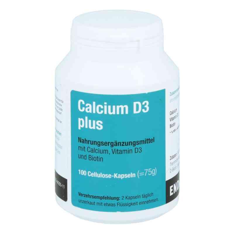 Calcium D3 Plus Kapseln  bei deutscheinternetapotheke.de bestellen