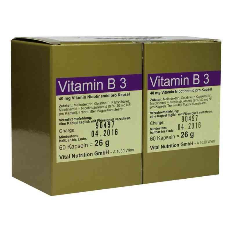 Vitamin B3 Kapseln  bei deutscheinternetapotheke.de bestellen