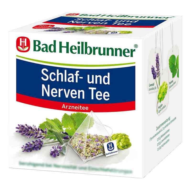 Bad Heilbrunner Tee Schlaf- und Nerven Pyram.btl.  bei deutscheinternetapotheke.de bestellen