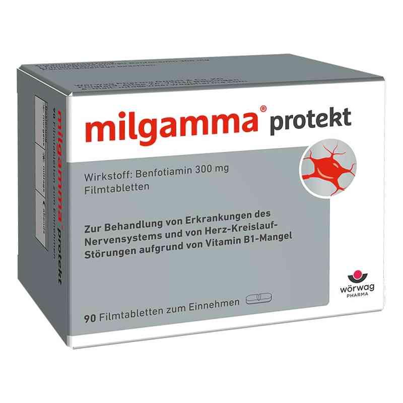 Milgamma protekt Filmtabletten  bei deutscheinternetapotheke.de bestellen