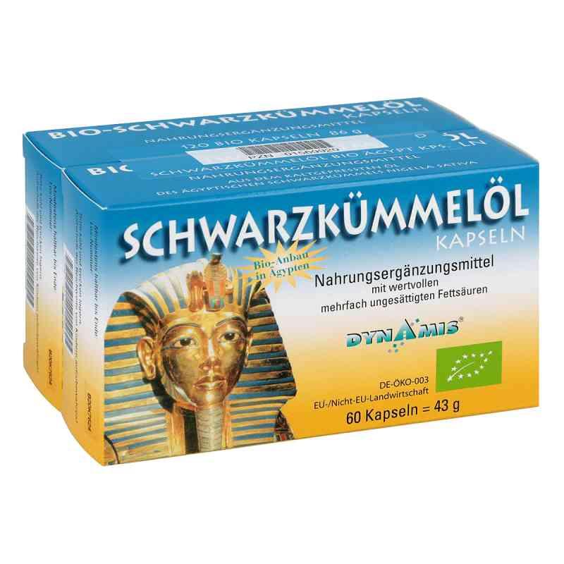 Schwarzkümmel Bio ägypt. Kapseln  bei deutscheinternetapotheke.de bestellen