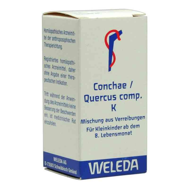 Conchae/quercus Comp. K Trituration  bei deutscheinternetapotheke.de bestellen
