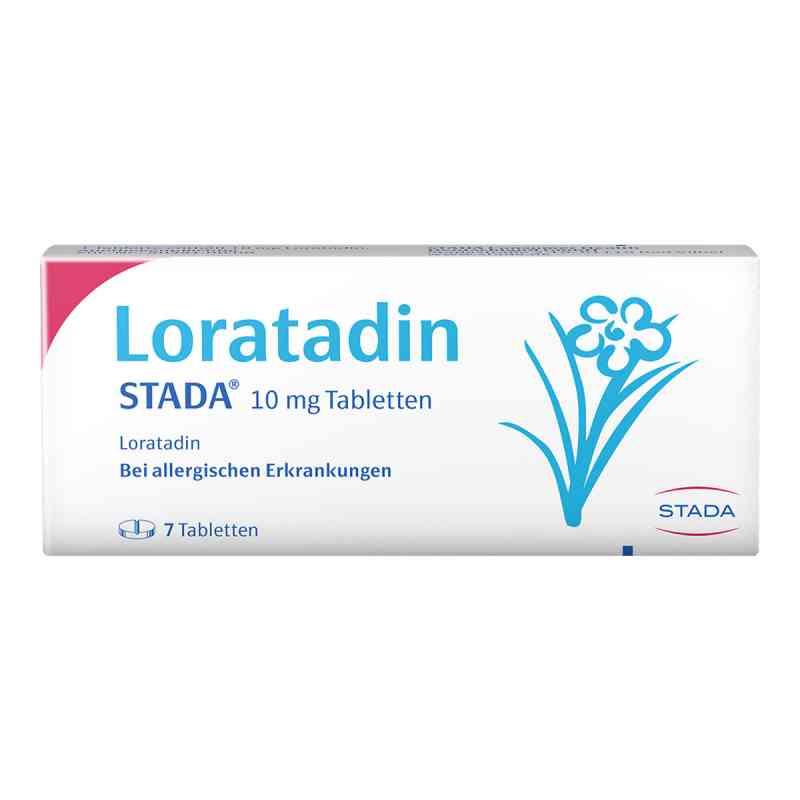 Loratadin STADA allerg 10mg  bei deutscheinternetapotheke.de bestellen