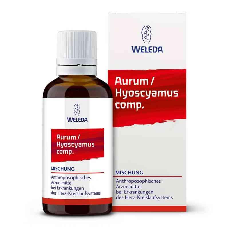 Aurum/hyoscyamus compositus Dilution  bei deutscheinternetapotheke.de bestellen