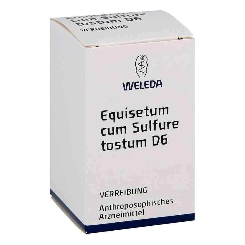 Equisetum Cum Sulf. Tost. D6 Trituration  bei deutscheinternetapotheke.de bestellen