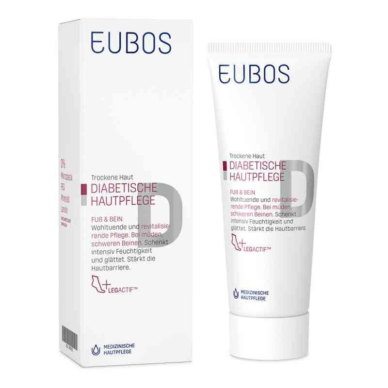 Eubos Diabetes Haut Fuss Creme  bei deutscheinternetapotheke.de bestellen