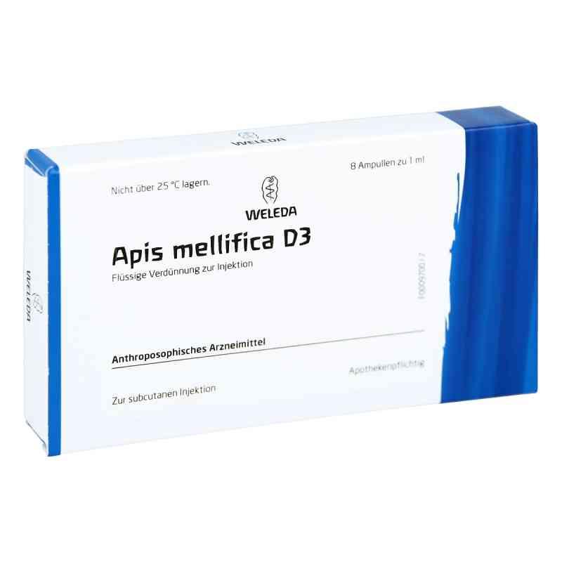 Apis Mellifica D3 Ampullen  bei deutscheinternetapotheke.de bestellen