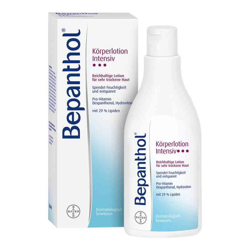 Bepanthol Intensiv Körperlotion Flasche  bei deutscheinternetapotheke.de bestellen