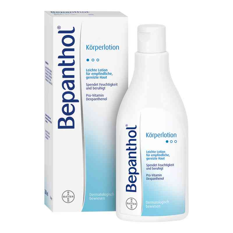 Bepanthol Körperlotion Flasche  bei deutscheinternetapotheke.de bestellen