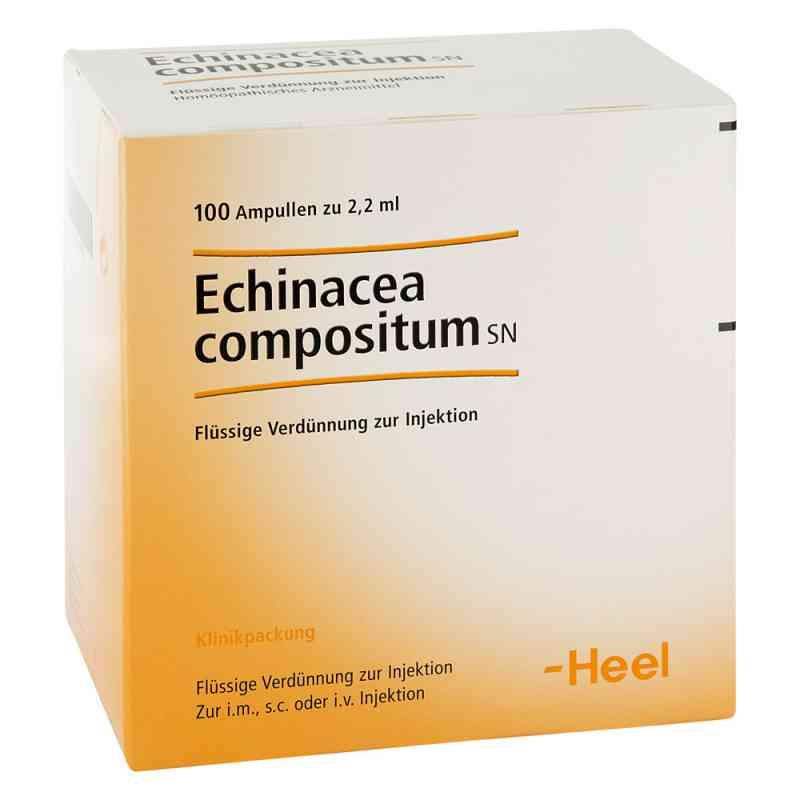 Echinacea Compositum Sn Ampullen  bei deutscheinternetapotheke.de bestellen