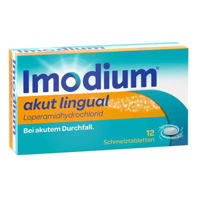 Imodium akut lingual  bei deutscheinternetapotheke.de bestellen