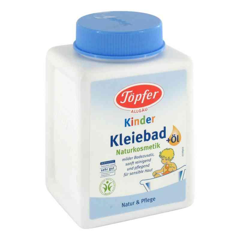 Töpfer Kinder Kleiebad mit öl  bei deutscheinternetapotheke.de bestellen