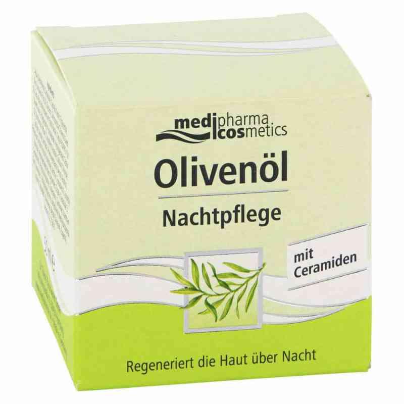 Olivenöl Nachtpflege Creme  bei deutscheinternetapotheke.de bestellen