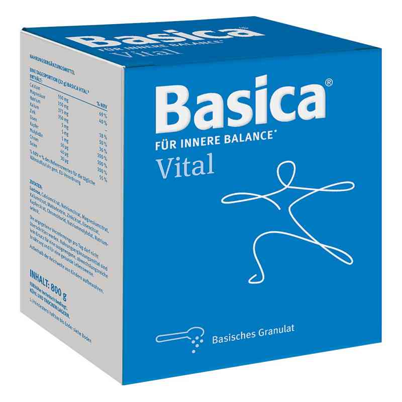 Basica Vital Pulver  bei deutscheinternetapotheke.de bestellen