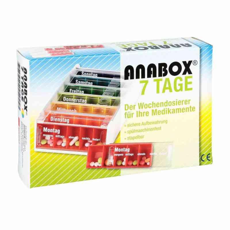 Anabox 7 Tage Regenbogen  bei deutscheinternetapotheke.de bestellen