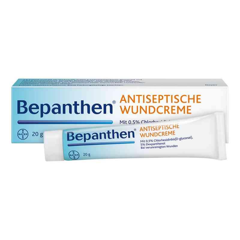 Bepanthen Antiseptische Wundcreme  bei deutscheinternetapotheke.de bestellen