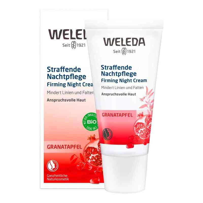 Weleda Granatapfel Straffende Nachtpflege  bei deutscheinternetapotheke.de bestellen