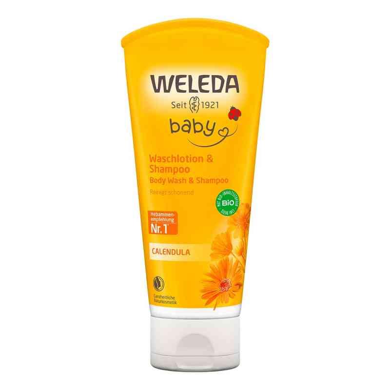 Weleda Calendula Waschlotion & Shampoo  bei deutscheinternetapotheke.de bestellen
