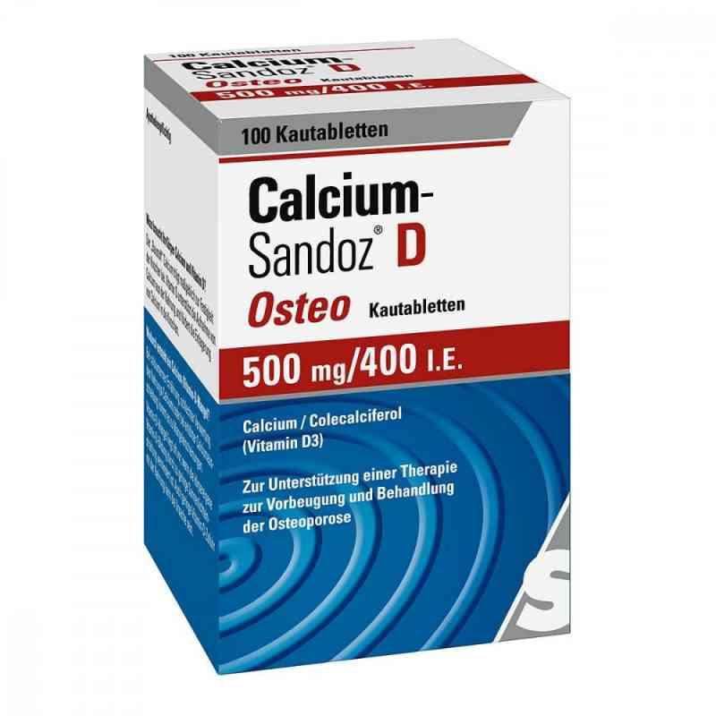Calcium-Sandoz D Osteo 500mg/400 internationale Einheiten  bei deutscheinternetapotheke.de bestellen