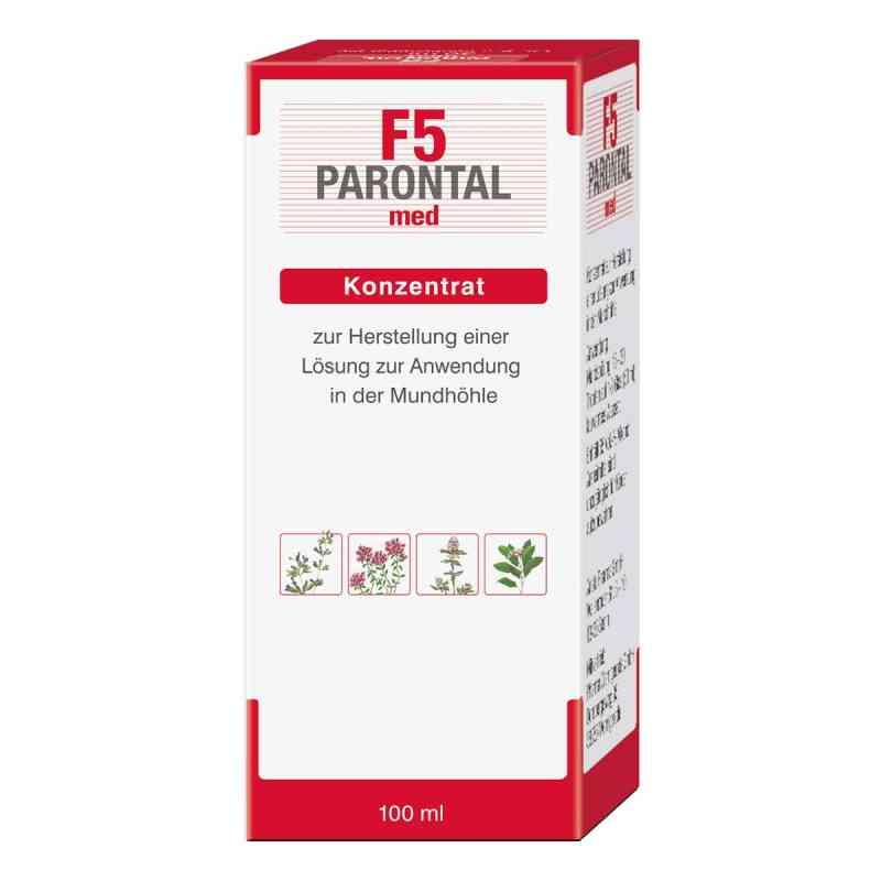 Parontal F5 med  bei deutscheinternetapotheke.de bestellen