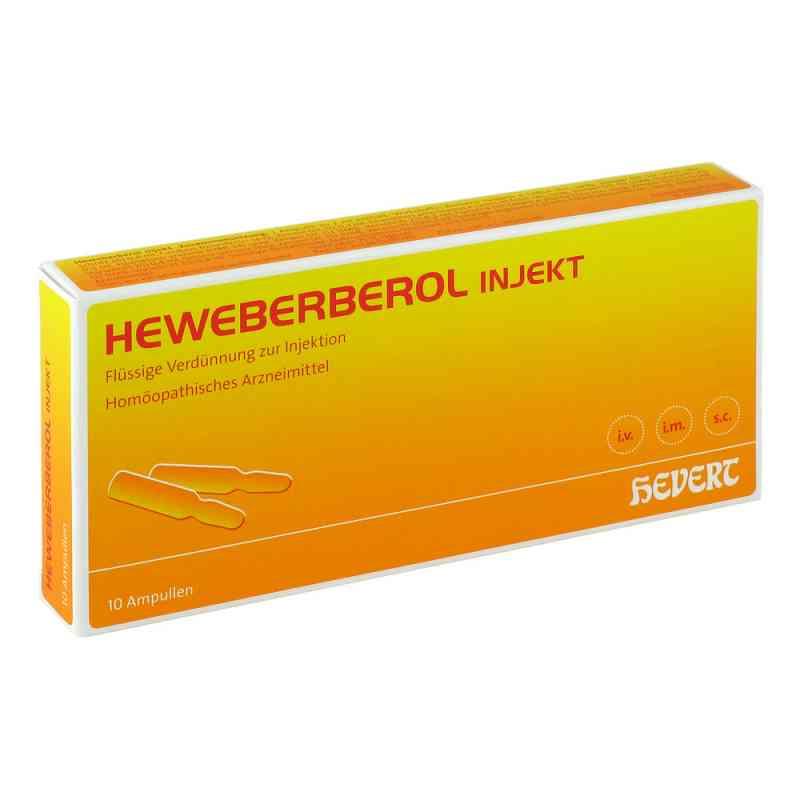 Heweberberol injekt Ampullen  bei deutscheinternetapotheke.de bestellen