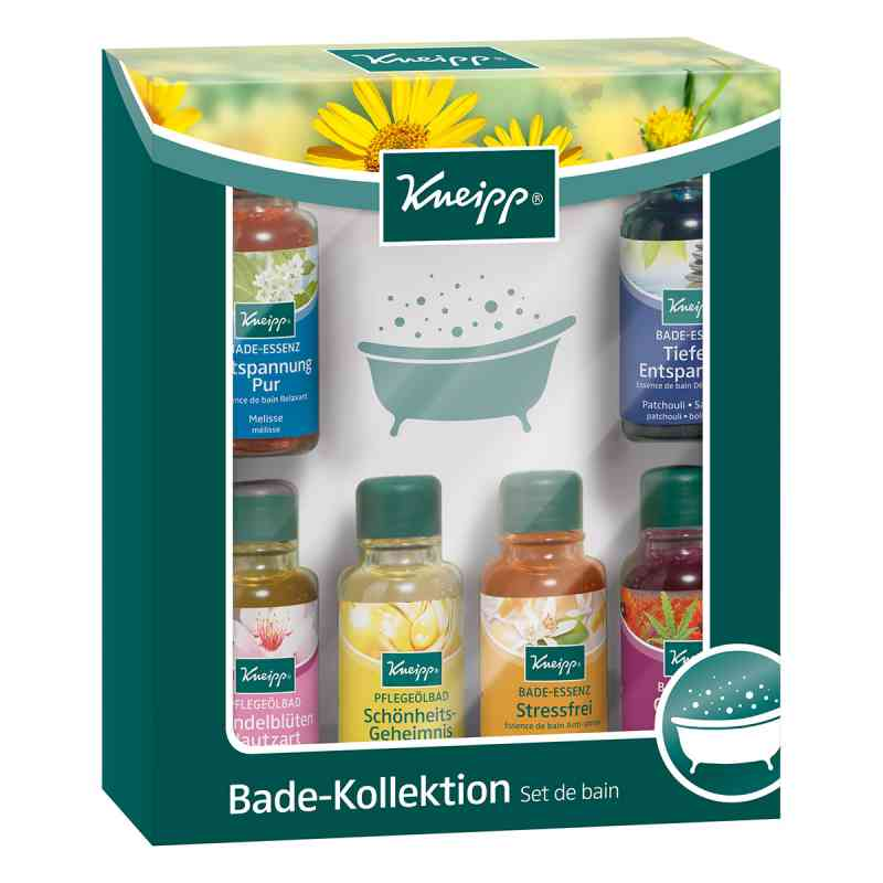 Kneipp Badeöl Kollektion  bei deutscheinternetapotheke.de bestellen