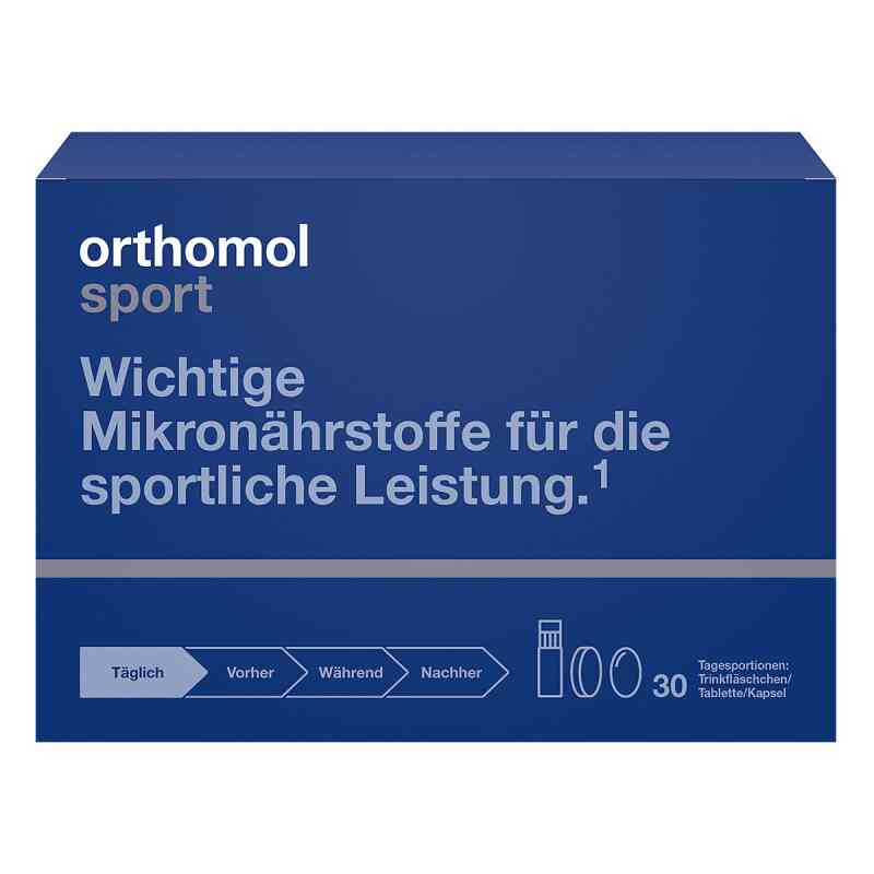 Orthomol Sport Trinkfläschchen  bei deutscheinternetapotheke.de bestellen