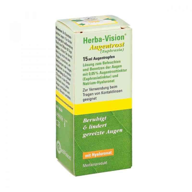 Herba-vision Augentrost Augentropfen  bei deutscheinternetapotheke.de bestellen