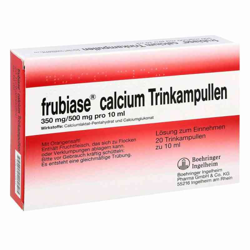 Frubiase Calcium T Trinkampullen  bei deutscheinternetapotheke.de bestellen