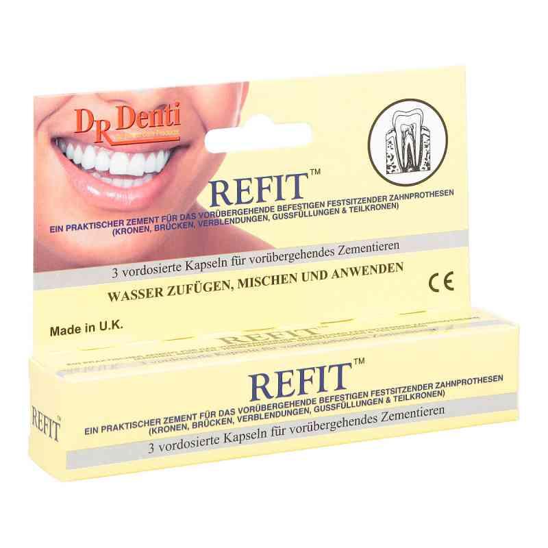 Zahnzement für Kronen+Brücken  bei deutscheinternetapotheke.de bestellen