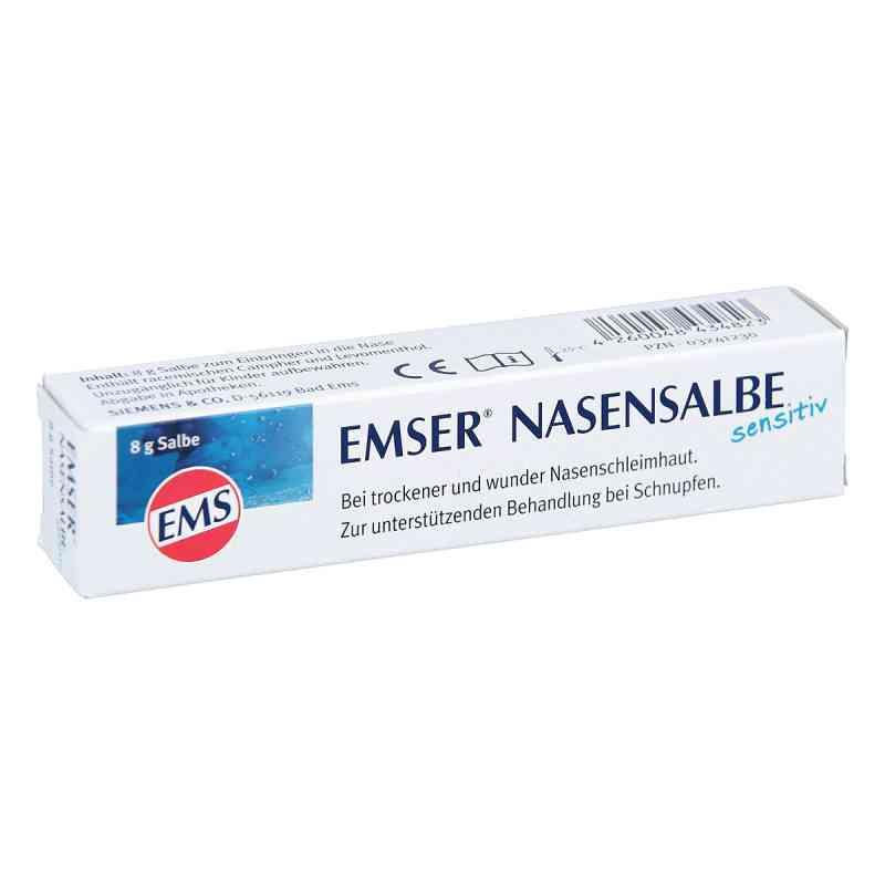 Emser Nasensalbe Sensitiv  bei deutscheinternetapotheke.de bestellen