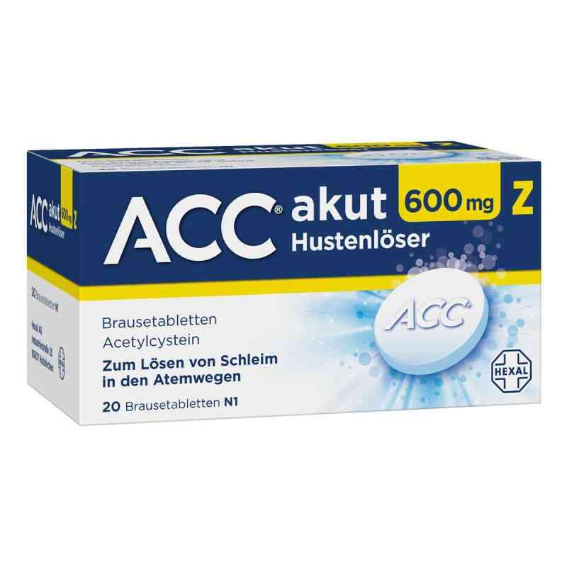 ACC akut 600mg Z Hustenlöser  bei deutscheinternetapotheke.de bestellen