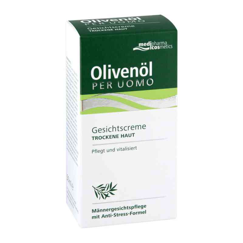 Olivenöl Per Uomo Gesichtscreme  bei deutscheinternetapotheke.de bestellen