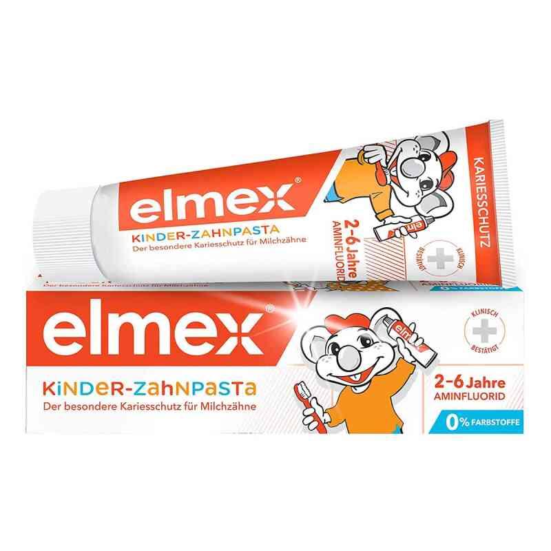 Elmex Kinderzahnpasta mit Faltschachtel  bei deutscheinternetapotheke.de bestellen