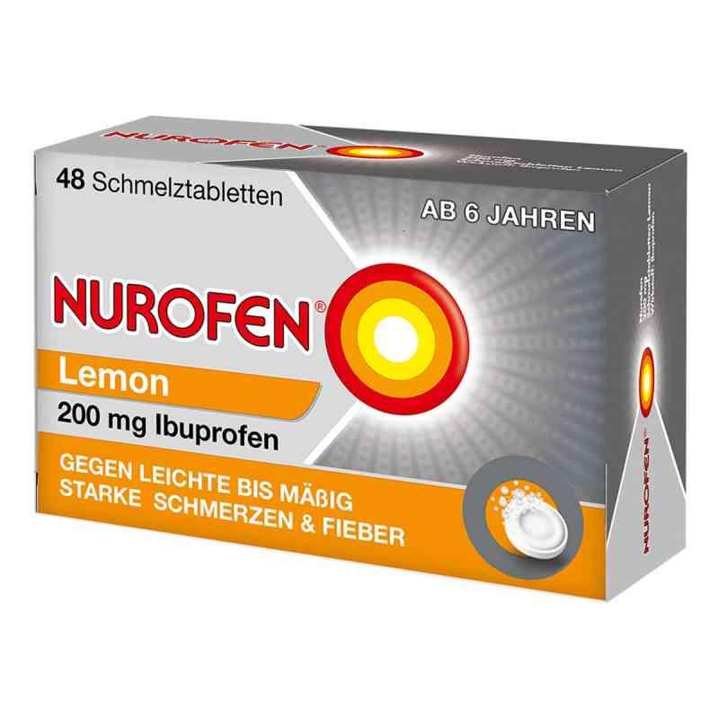 Nurofen 200 mg Schmelztabletten Lemon bei Kopfschmerzen  bei deutscheinternetapotheke.de bestellen