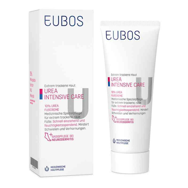 Eubos Trockene Haut Urea 10% Fusscreme  bei deutscheinternetapotheke.de bestellen