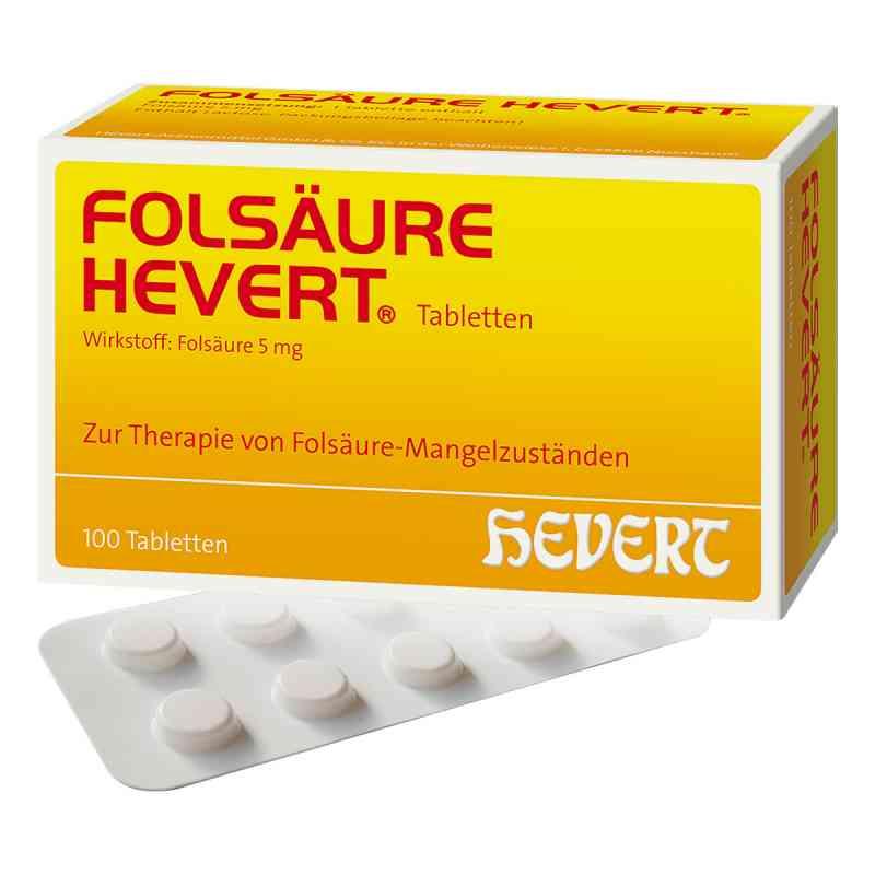 Folsäure Hevert Tabletten  bei deutscheinternetapotheke.de bestellen