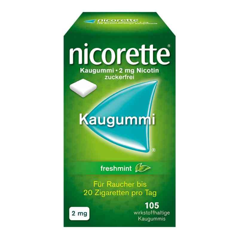 Nicorette 2mg freshmint  bei deutscheinternetapotheke.de bestellen