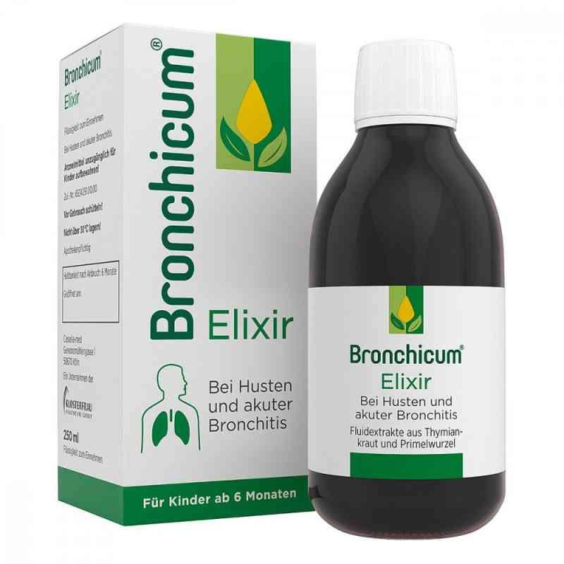 Bronchicum Elixir - bei Husten  bei deutscheinternetapotheke.de bestellen
