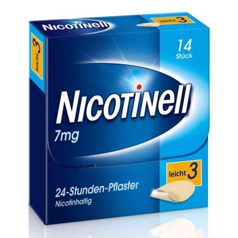 Nicotinell 7 mg (ehemals 17,5 mg) 24-Stunden-Pflaster  bei deutscheinternetapotheke.de bestellen