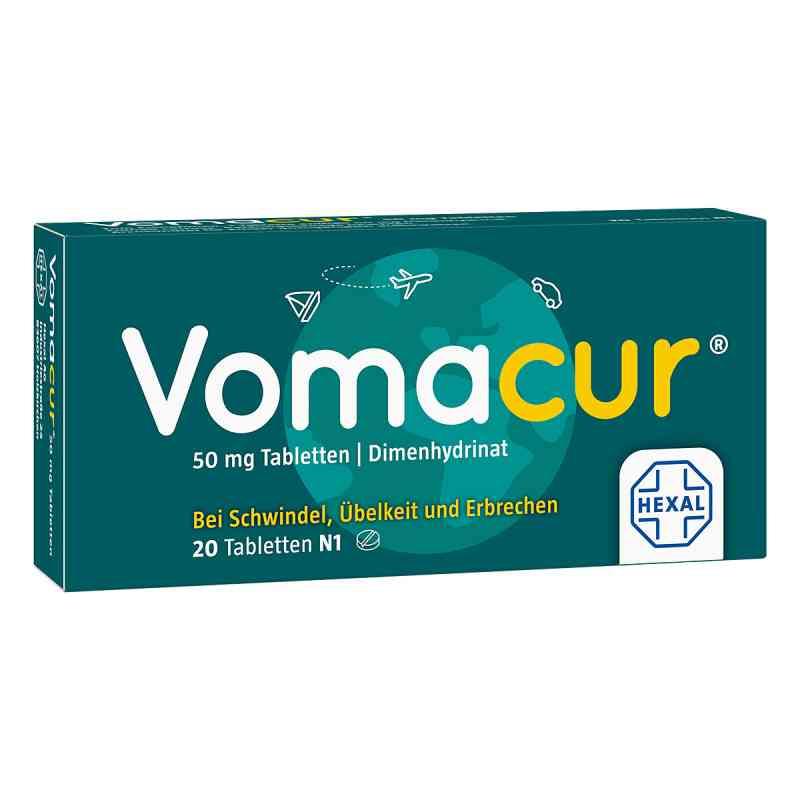 Vomacur 50mg  bei deutscheinternetapotheke.de bestellen